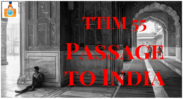 The Traveling Image Makers - A Passage to India with Ralph Velasco and Ugo Cei