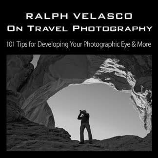 Ralph Velasco on travel Photography Book Cover