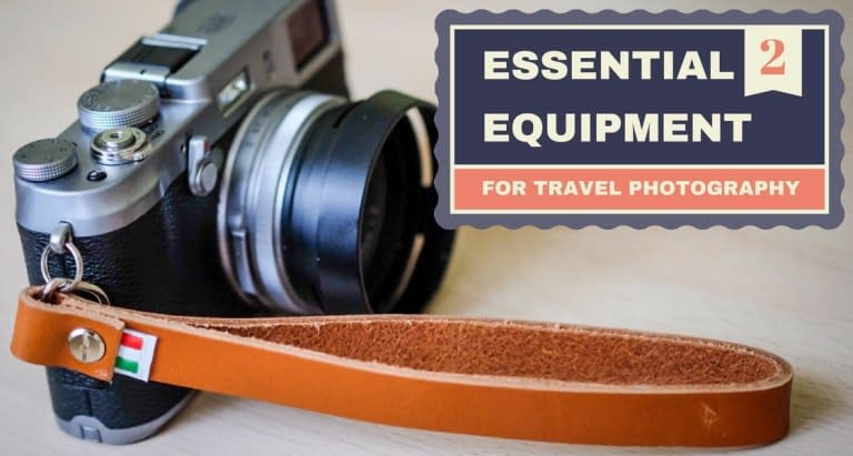 What do you always carry with you? 18 expert travel photographers reply